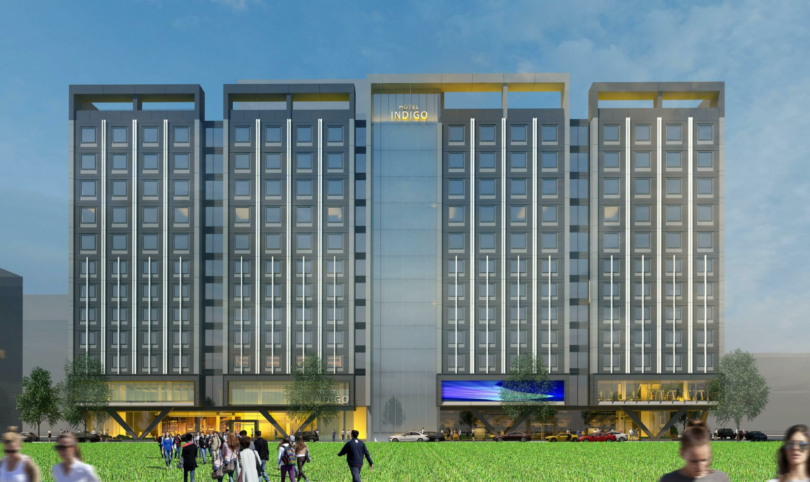 ACDA proposes controversial development at transit center garage