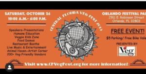 Central Florida Veg Fest 2019