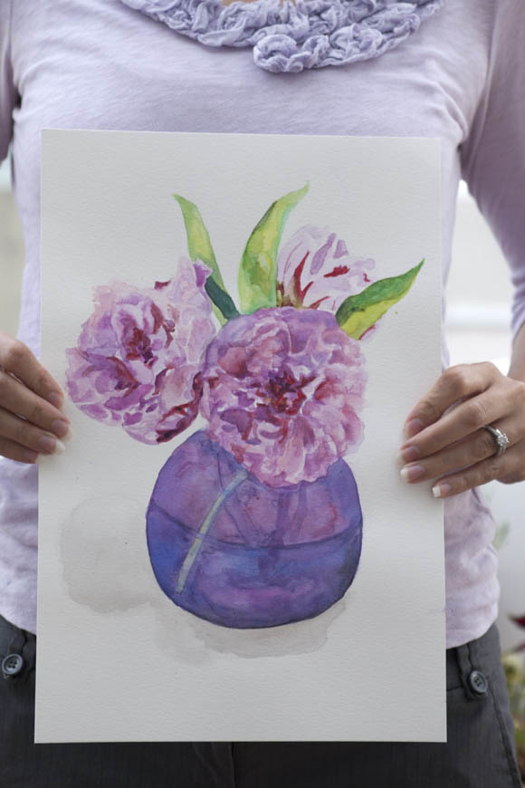 Made My Day: Peonies