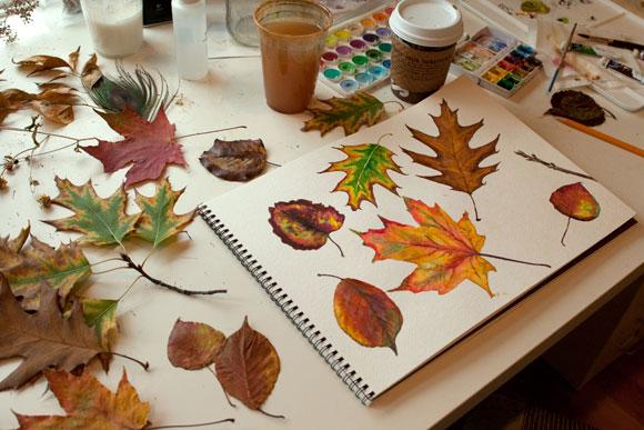 Work in Progress: Leaves Study