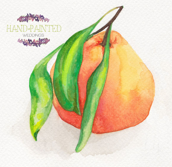 Inspired by Satsuma Oranges