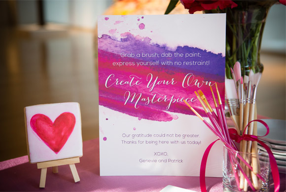 Create Your Own Masterpiece – Cookie Station
