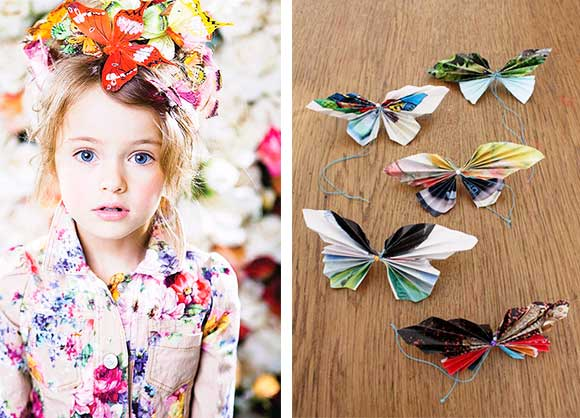 Butterfly Wedding inspiration
