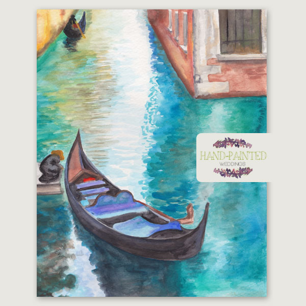 Inspired by Italy: Venice