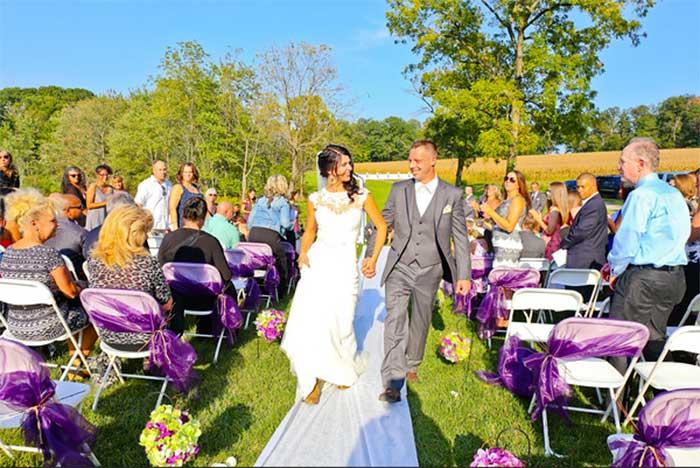 Country Backyard Wedding Inspiration – Part 1