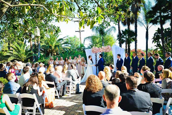 San Diego wedding inspiration - Stone Gardens wedding
