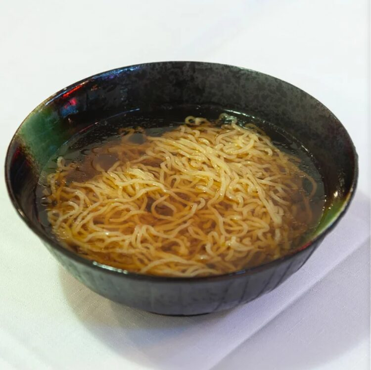 16. Noodles and Broth