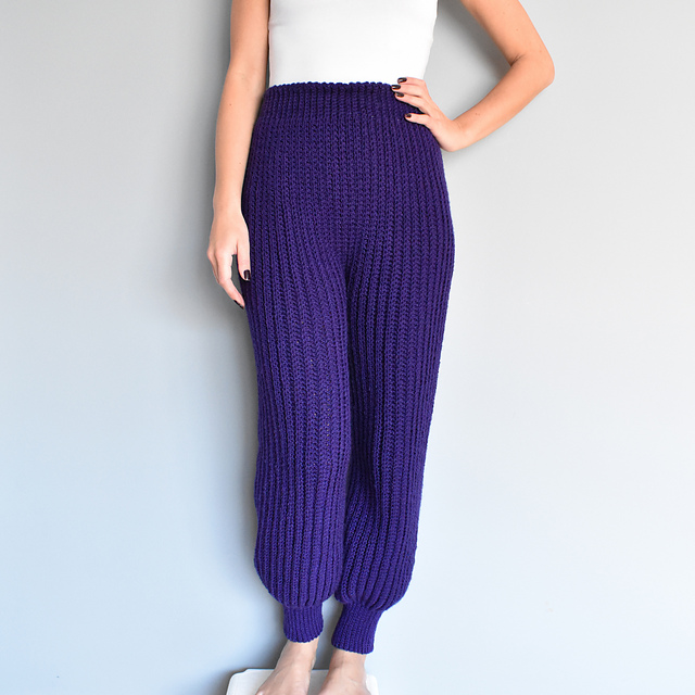 Jasmine Pants Crochet Pattern
