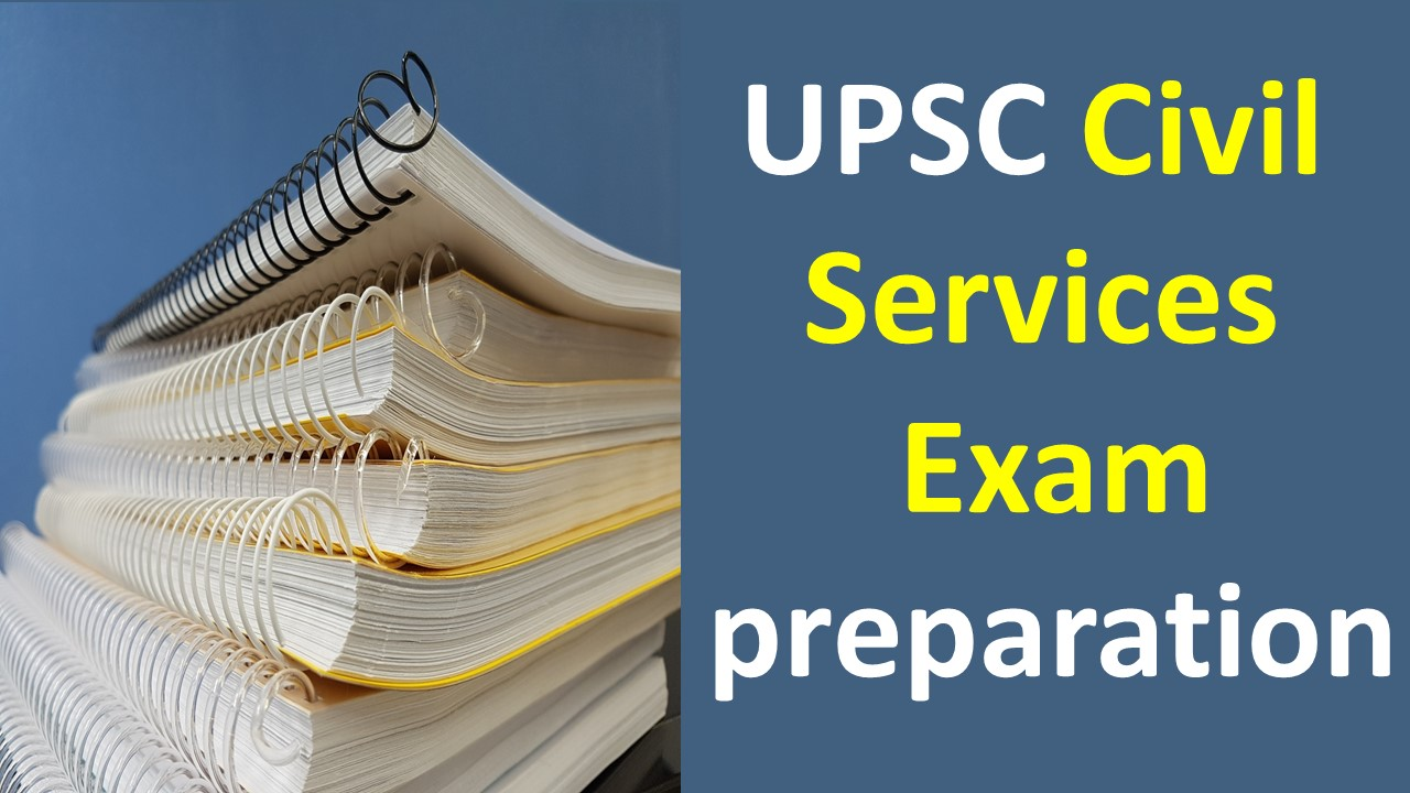 UPSC Civil Services Exam preparation