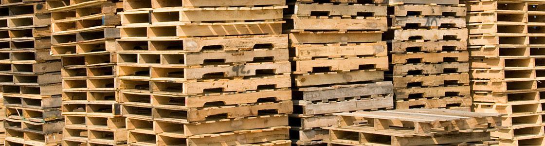 Reconditioned Pallets | Help Save Money & the Environment