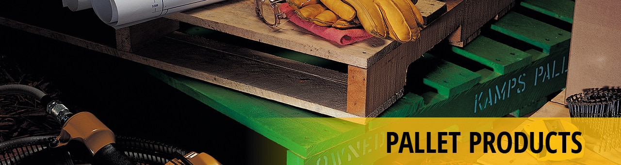 Kamps Pallets - Products