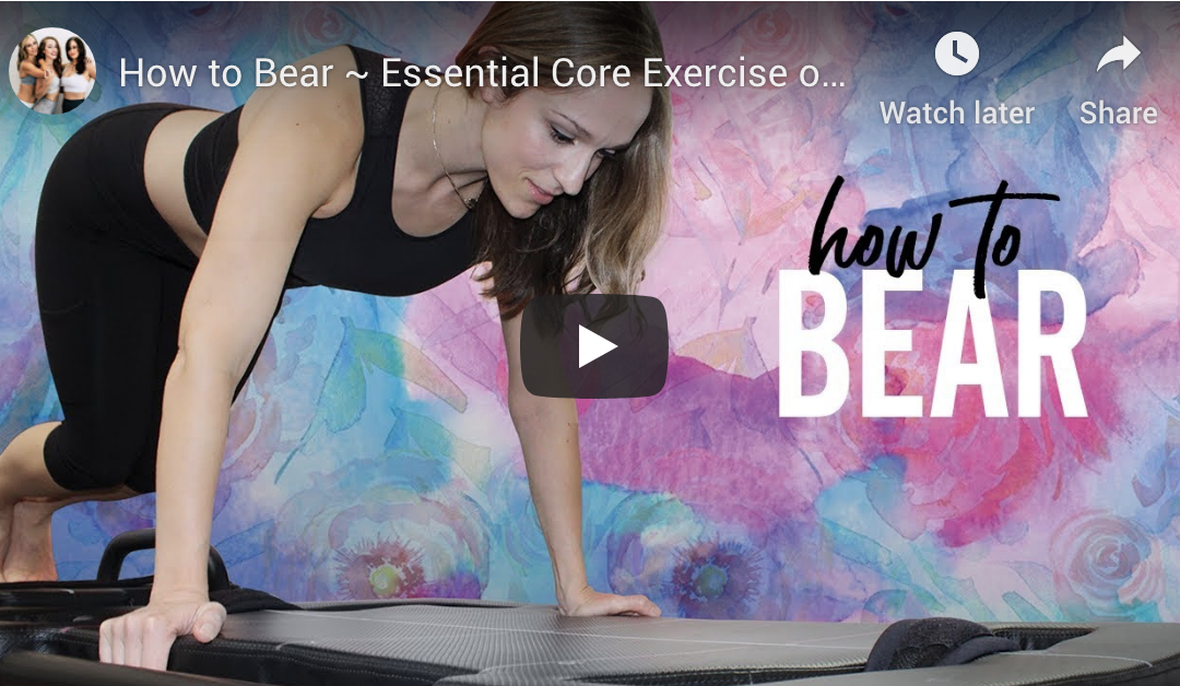 HOW TO BEAR
