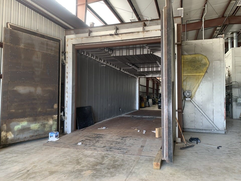 HUGE OVENS UP TO 12 X 12 X 30' - 1,250+ DEGREE