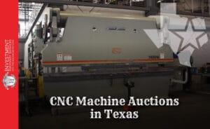 CNC Auction Texas