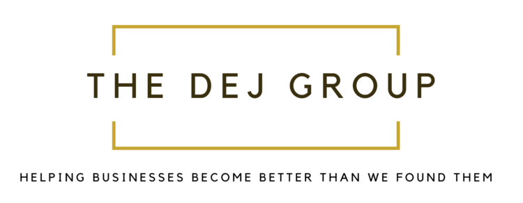 The DEJ Group LLC - A Management Consulting Firm
