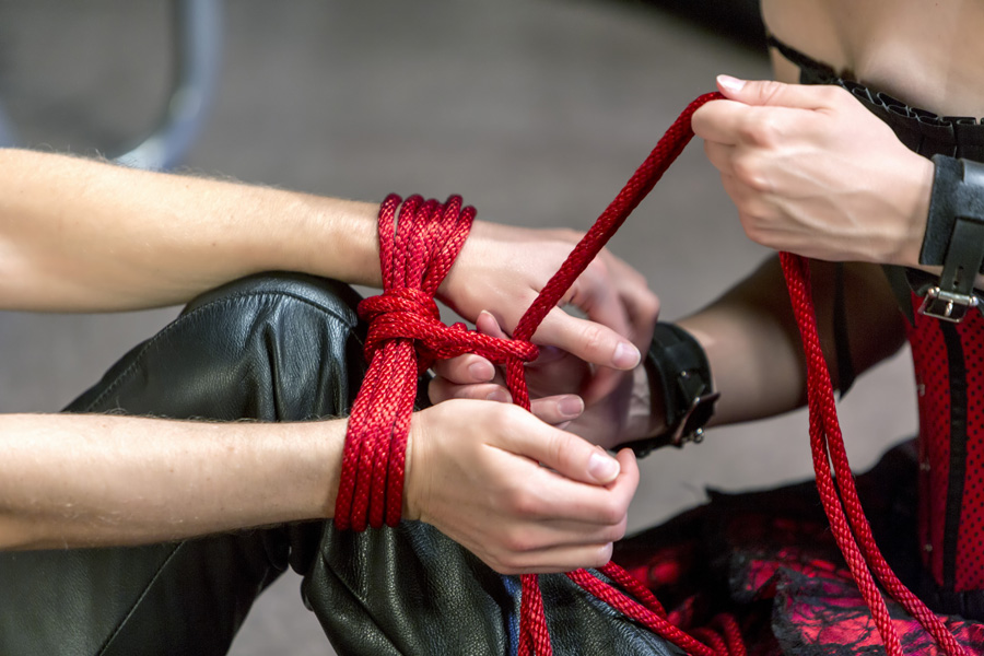 good rope bondage s