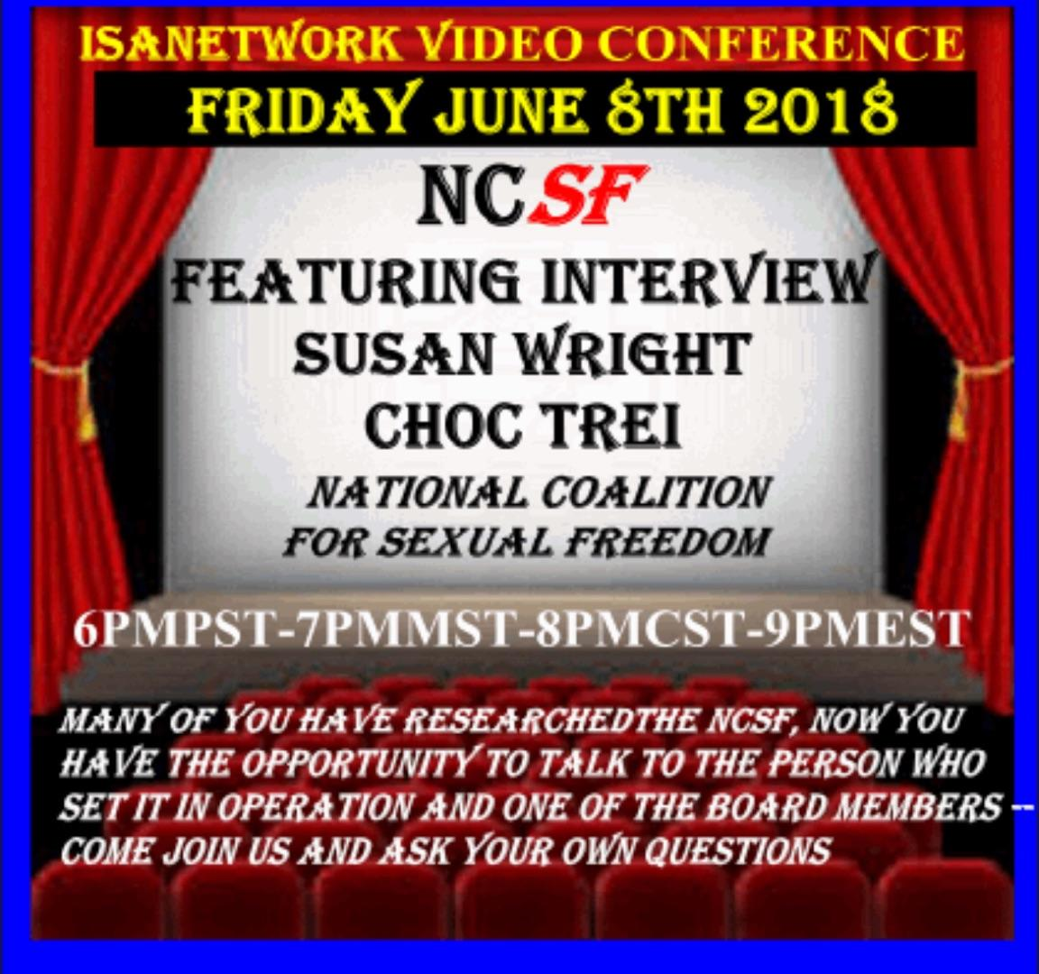Interview with NCSF Board Members Choc Trei and Susan Wright