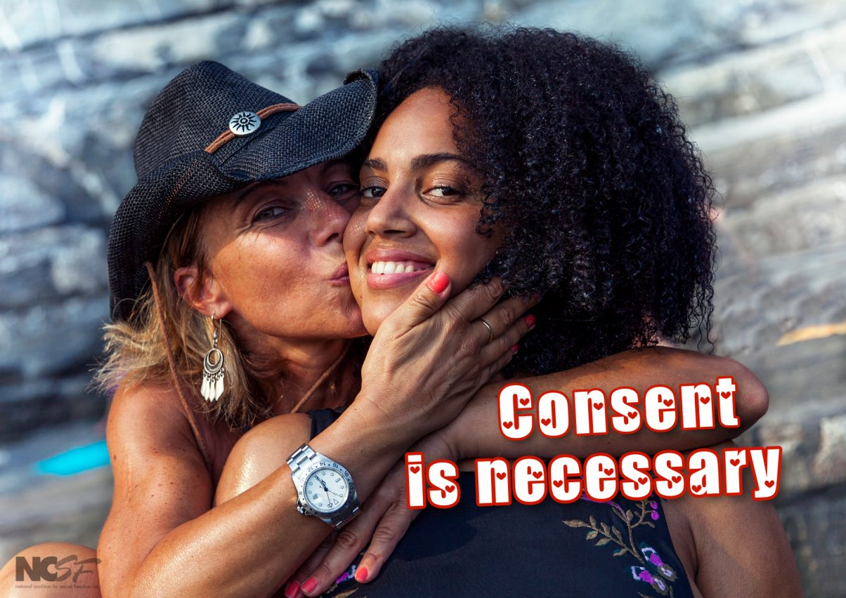 NCSF Consent Signs