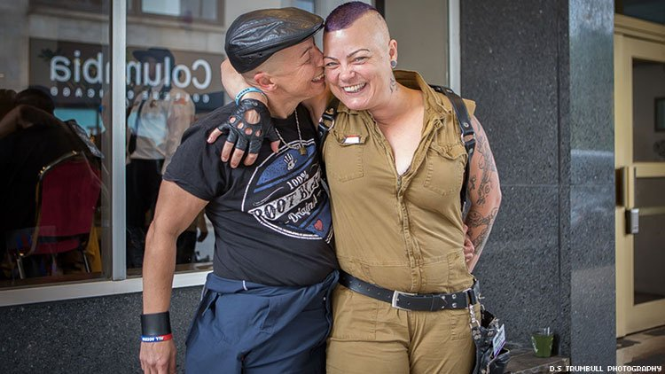 The Leather Community Isn't 'Degenerate' — It Leads the LGBTQ Movement