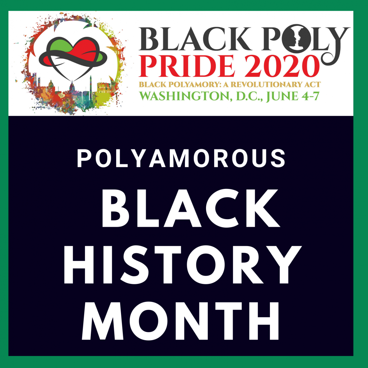Celebrate Poly Black History Month!