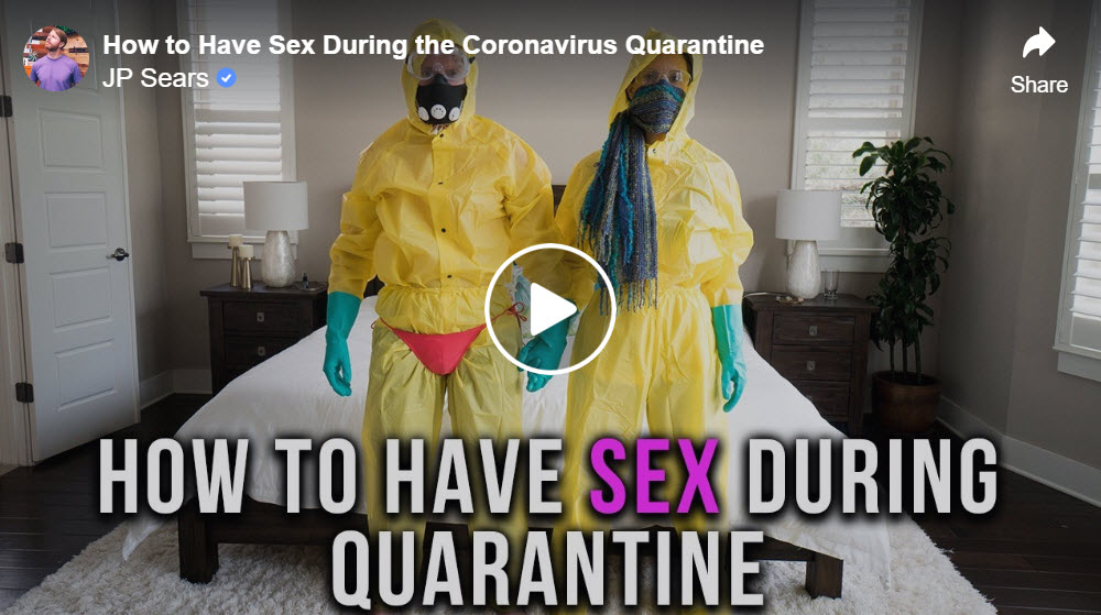 Sex in the Time of Corona: Tips for Groups