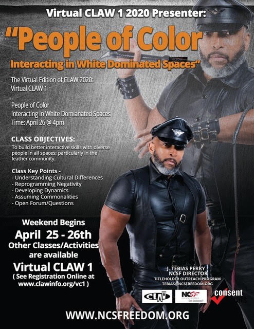 Virtual CLAW 1 is this Weekend!