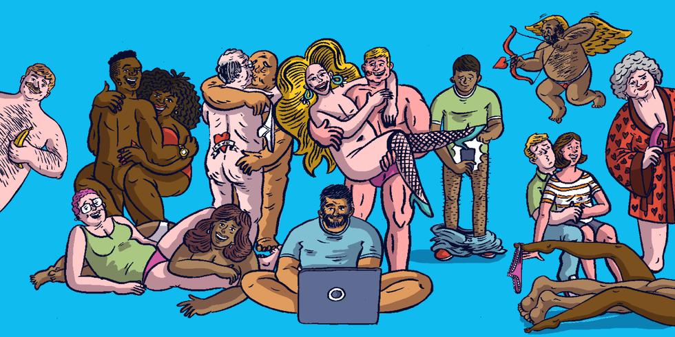 The Men's Health 2020 Sex in America Survey