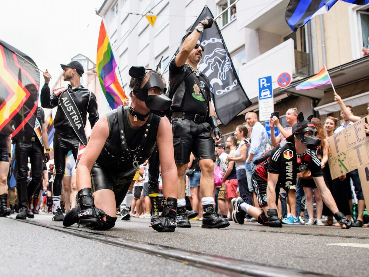 Debates over whether kink has a place at Pride polarize the internet. This plays into historical tensions in the LGBTQ community.