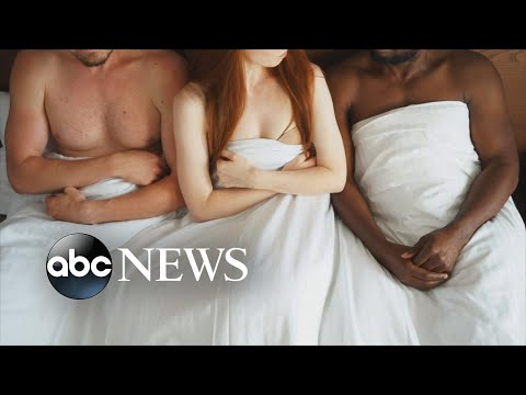 Polyamory increases in popularity as record numbers flock to dating apps