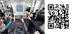 Positive Negative of QR code