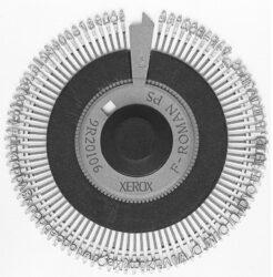 Daisy wheel printer advantages and disadvantages