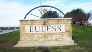 Epoiscopal Church near Euless, Texas