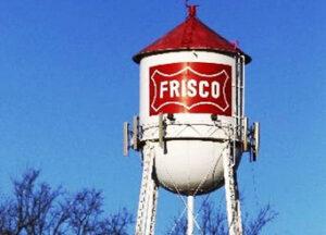 Episcopal Church near Frisco, Texas