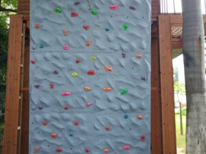 Children Climbing Wall scaled