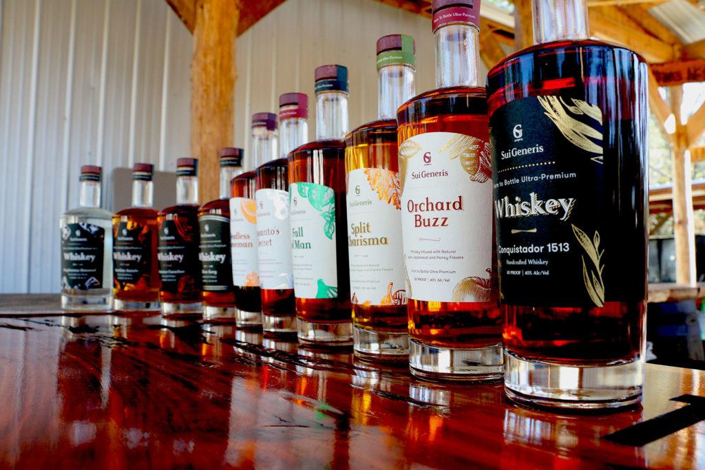 Sui Generis Whiskey