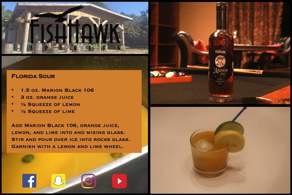 Florida Sour Recipe Card