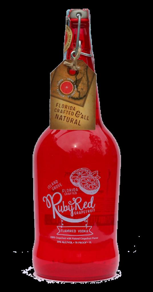 Ruby Red Grapefruit Vodka