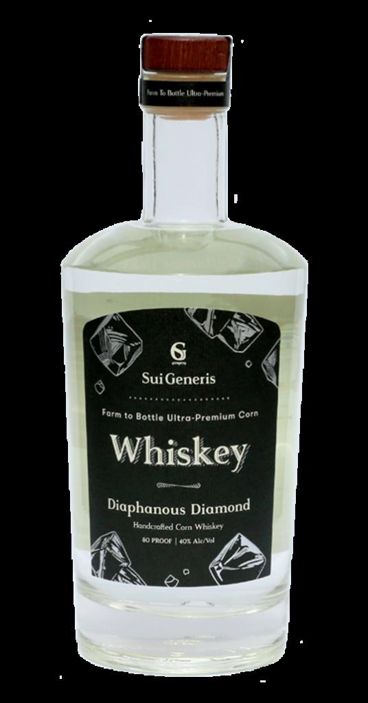 Diaphanous Diamond Whiskey