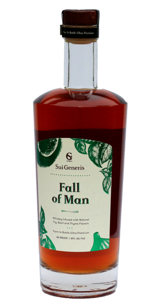 Fall of Man InfusedWhiskey