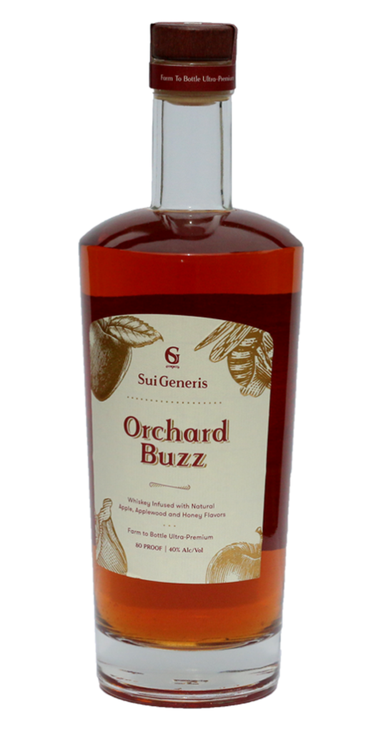 Orchard Buzz Infused Whiskey