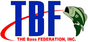 The Bass Federation Logo fishing resources
