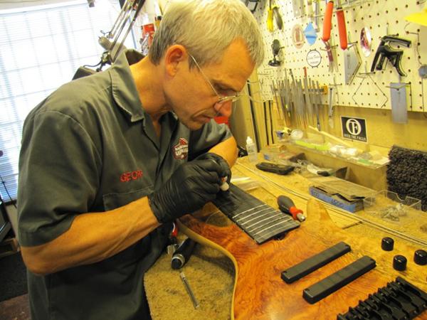 Sf Guitarworks Guitar Repair