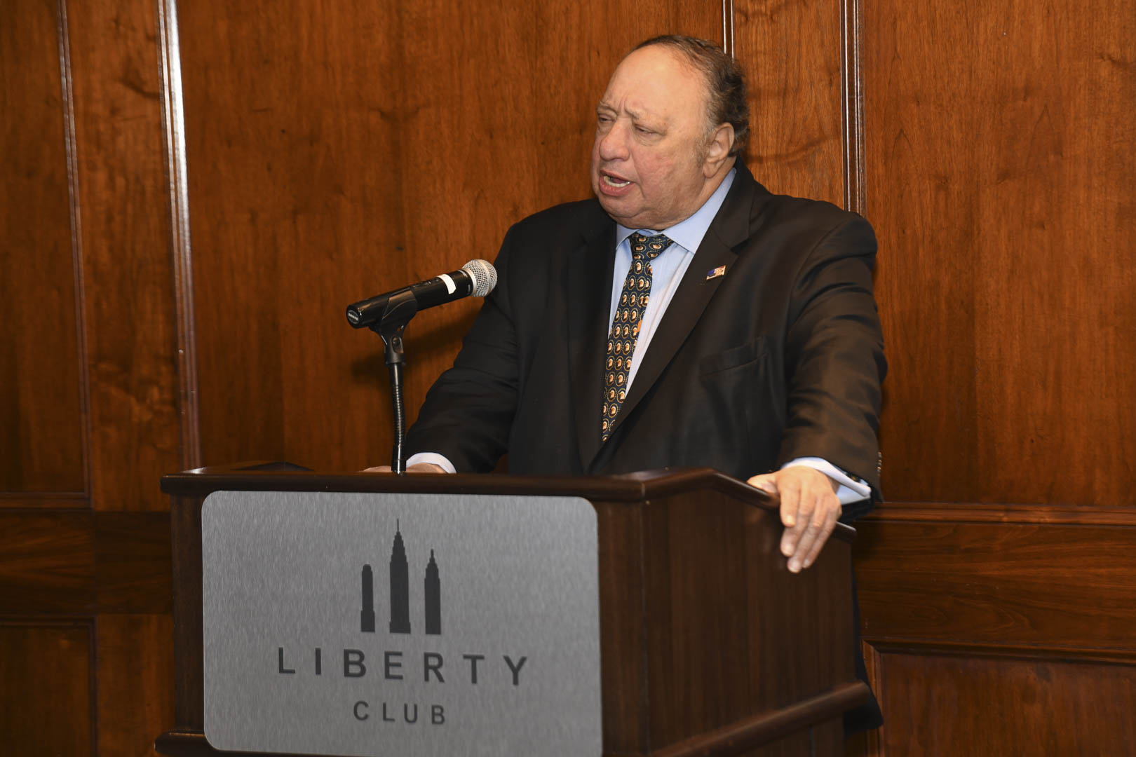 Liberty Club Speaker