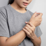 Top of Wrist Pain