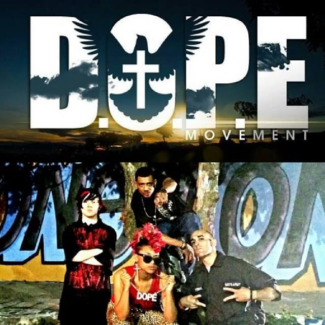 DOPE Movement Mixtape Review