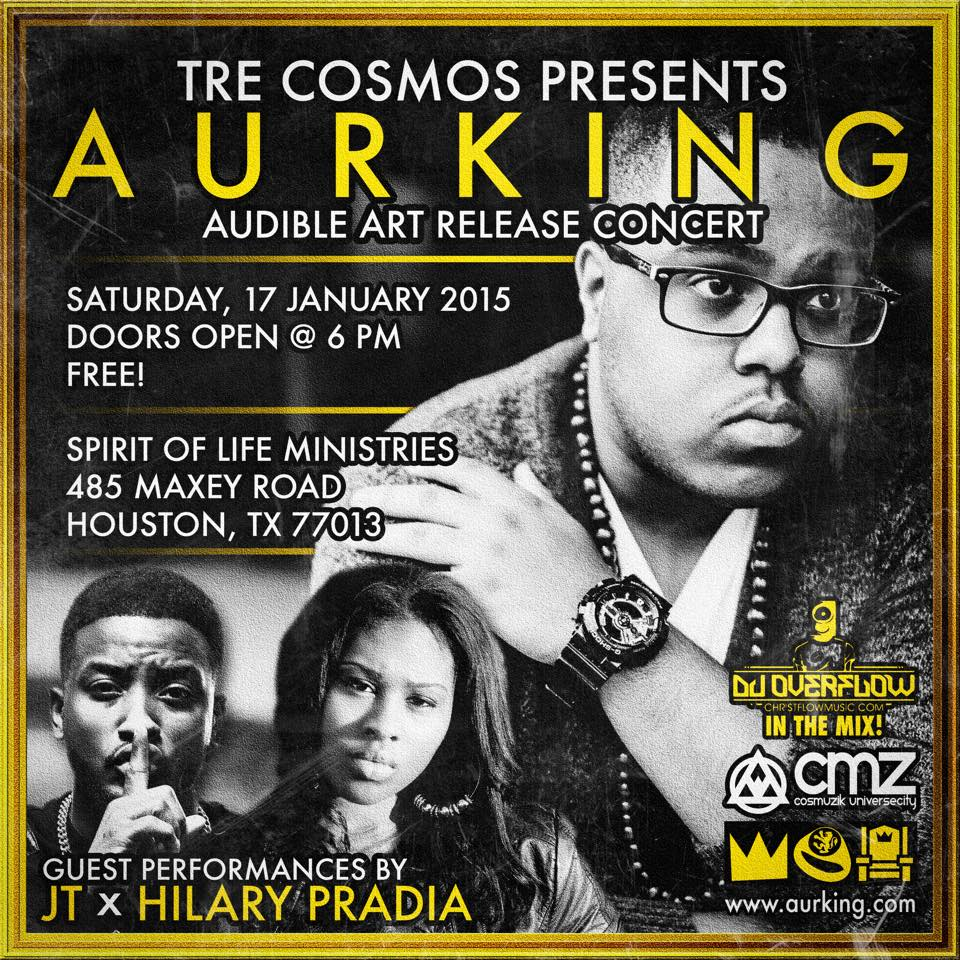 Tre Cosmos Presents AURKING