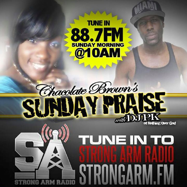 Chocolate Brown's Sunday Praise