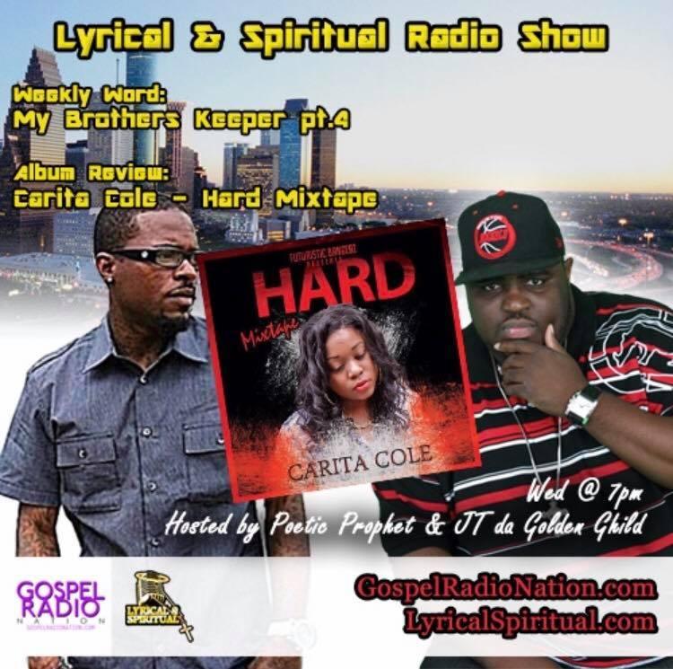Lyrical & Spiritual Radio Show Episode 38