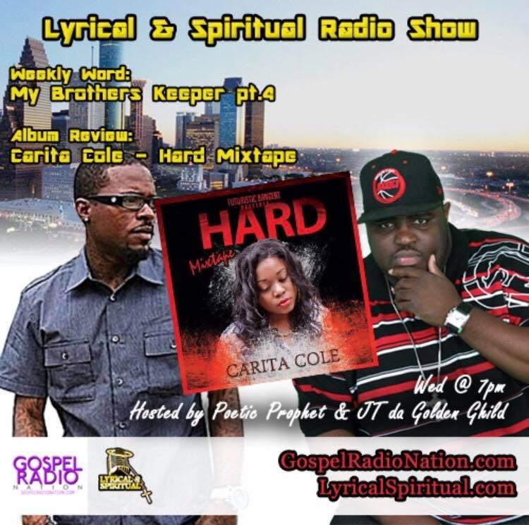 Lyrical & Spiritual Radio Show Episode 38