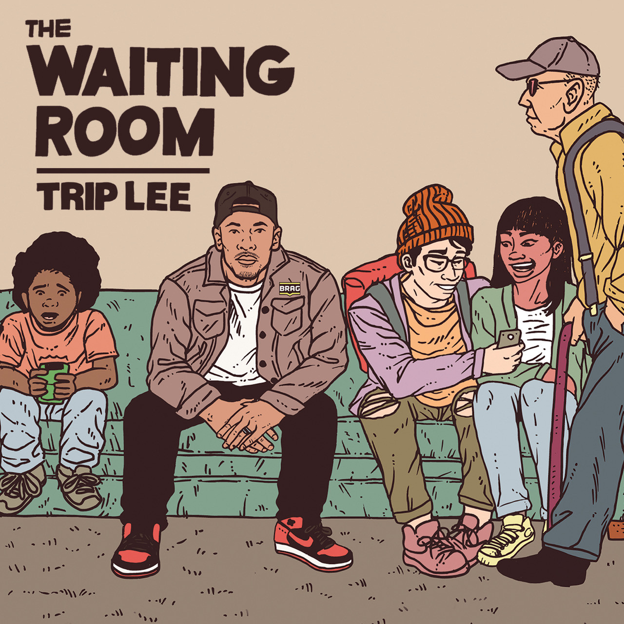 Trip Lee – The Waiting Room Review